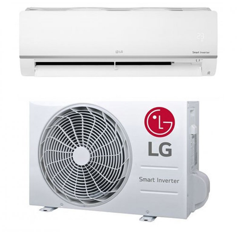 Klimatizace LG DELUXE - inventor (s Wi-Fi) DC24RQ